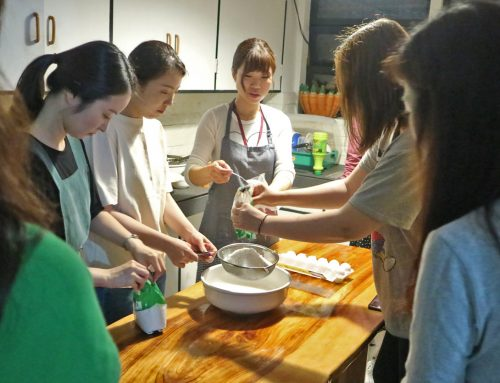 Cooking Class in Lady Campus