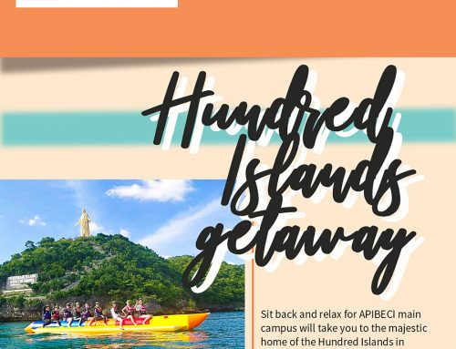 VOL.127 Hundred Islands Getaway
