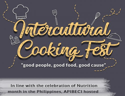 VOL.128 Intercultural Cooking Fest