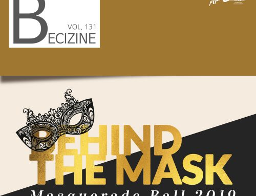 VOL.131 BEHIND THE MASK